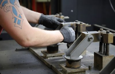 The Growing Use of Technology in Manufacturing